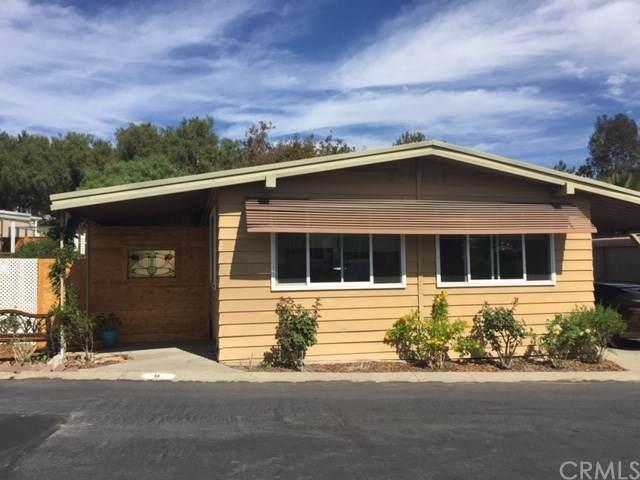 27703 Ortega Hwy #9, San Juan Capistrano, CA 92675 (#OC19245088) :: Legacy 15 Real Estate Brokers
