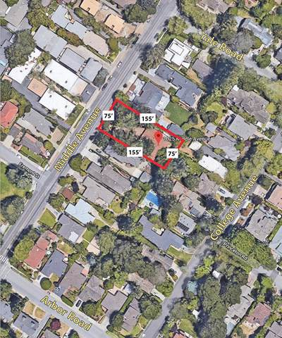 1025 Middle Avenue, Menlo Park, CA 94025 (#ML81772979) :: The Costantino Group | Cal American Homes and Realty