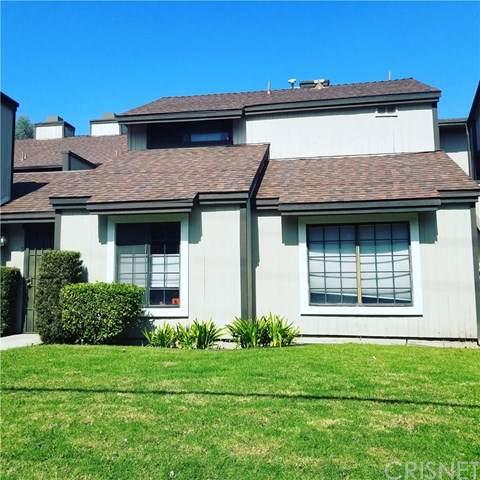 22421 Sherman Way #6, West Hills, CA 91307 (#SR19244759) :: Bob Kelly Team