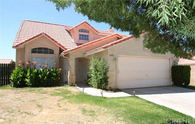 36913 Auburn Court, Palmdale, CA 93552 (#SR19246429) :: RE/MAX Empire Properties