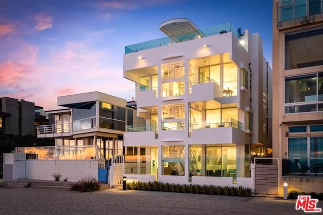 3907 Ocean Front Walk, Marina Del Rey, CA 90292 (#19518316) :: Crudo & Associates
