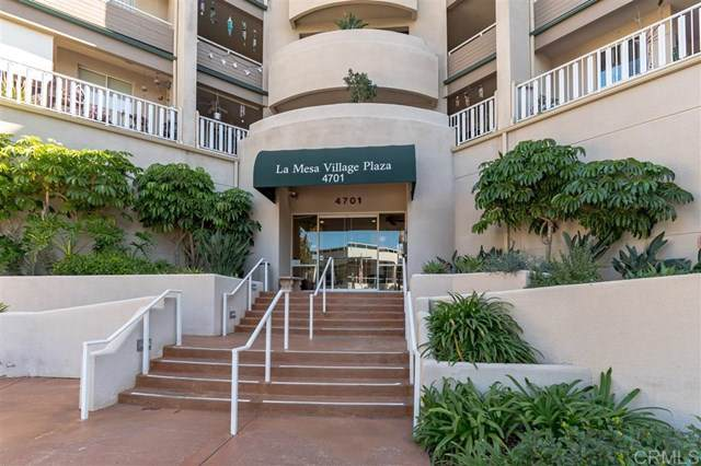 4701 Date Ave #317, La Mesa, CA 91942 (#190057336) :: Steele Canyon Realty