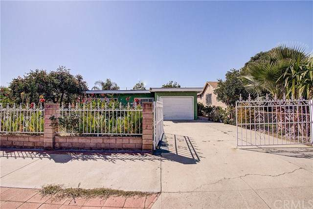 10581 Tamarack Avenue, Pacoima, CA 91331 (#BB19244290) :: Rogers Realty Group/Berkshire Hathaway HomeServices California Properties