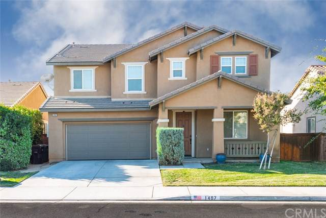 1497 Flamingo Street, Beaumont, CA 92223 (#IV19246141) :: Allison James Estates and Homes
