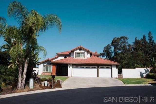 1615 Fuerte Ranch Rd, El Cajon, CA 92019 (#190057372) :: J1 Realty Group