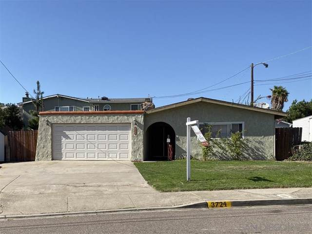 3724 Nereis, La Mesa, CA 91941 (#190057362) :: J1 Realty Group