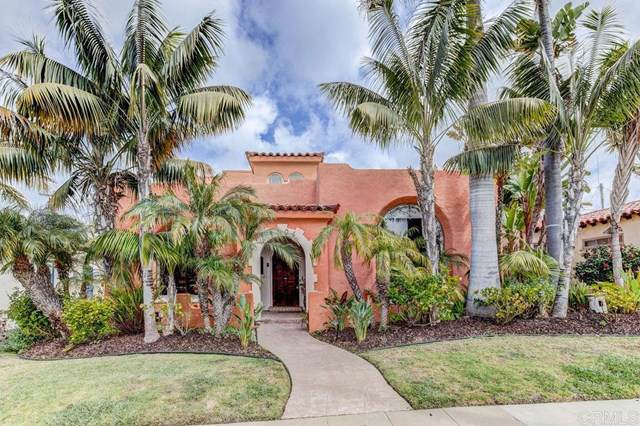1104 Alberta Pl, San Diego, CA 92103 (#190057366) :: Rogers Realty Group/Berkshire Hathaway HomeServices California Properties