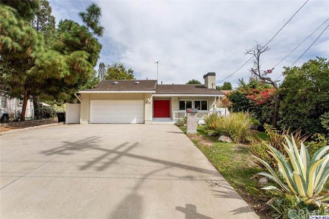 9628 Tujunga Canyon Boulevard, Tujunga, CA 91042 (#319004166) :: The Brad Korb Real Estate Group