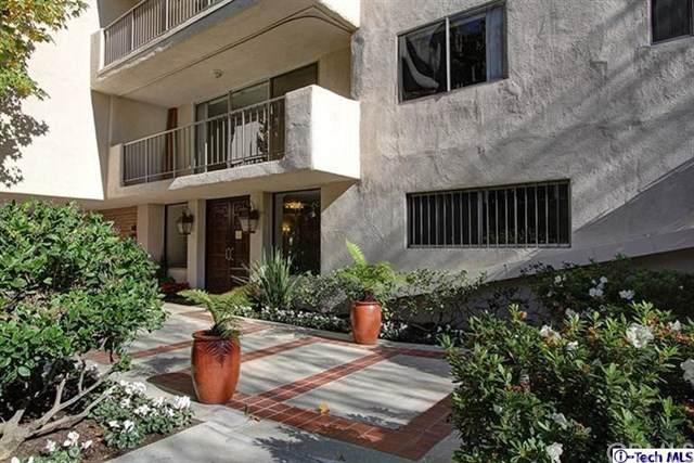 330 W California Boulevard #307, Pasadena, CA 91105 (#PF19232828) :: The Brad Korb Real Estate Group