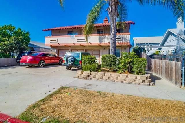 4174 Marlborough Ave #6, San Diego, CA 92105 (#190057388) :: Better Living SoCal