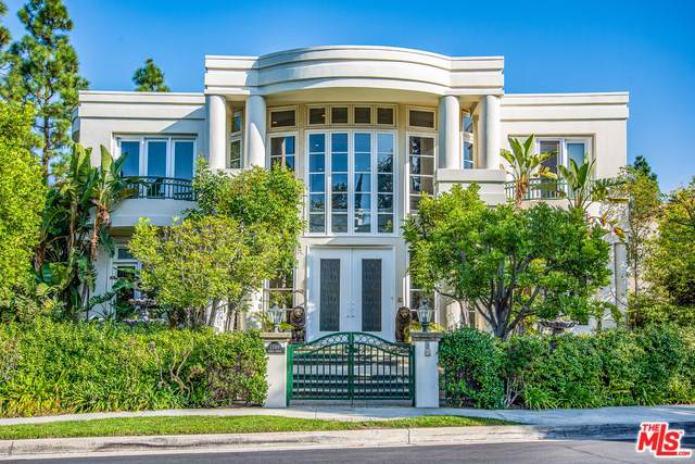 2390 Earls Court, Los Angeles (City), CA 90077 (#19509486) :: Veléz & Associates