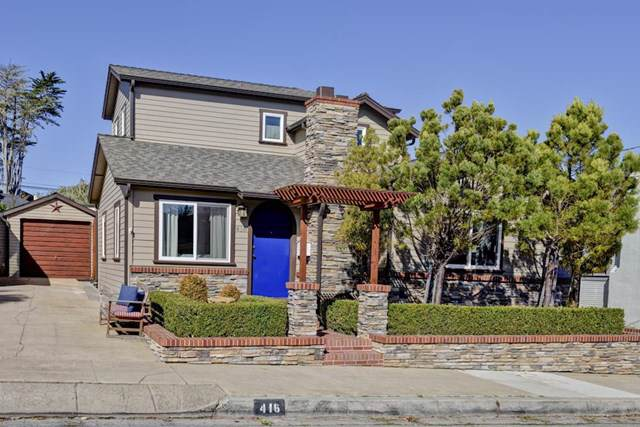 416 19th Street, Pacific Grove, CA 93950 (#ML81773031) :: RE/MAX Empire Properties