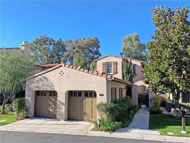 26915 Augusta Place, Valencia, CA 91355 (#SR19246428) :: The Brad Korb Real Estate Group
