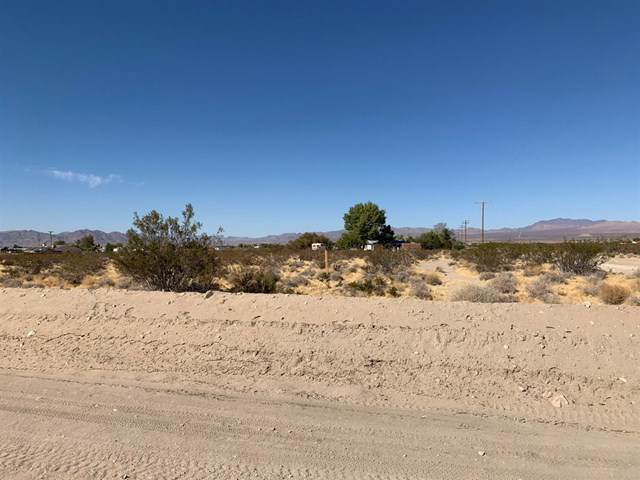 0 Furst Street, Lucerne Valley, CA 92356 (#518879) :: Doherty Real Estate Group