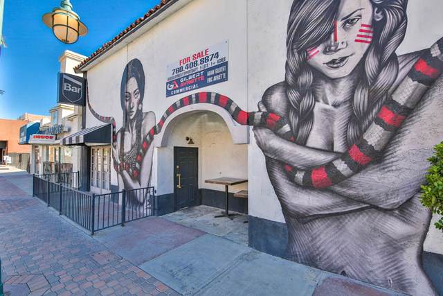 340 Palm Canyon Drive, Palm Springs, CA 92262 (#219032115PS) :: J1 Realty Group
