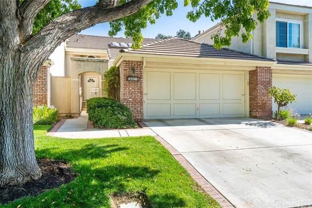 24412 Hampton Drive B, Valencia, CA 91355 (#SR19246852) :: The Brad Korb Real Estate Group