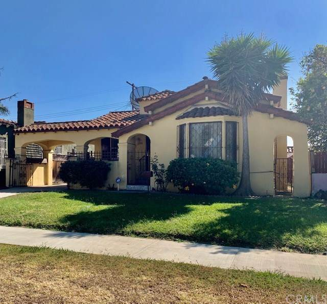 1236 W 79th Street, Los Angeles (City), CA 90044 (#PW19246881) :: Provident Real Estate