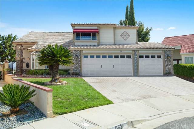 662 Foxhaven Pl, Diamond Bar, CA 91765 (#SW19246897) :: The Marelly Group | Compass