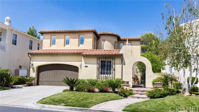 24607 Garland Drive, Valencia, CA 91355 (#SR19246210) :: The Brad Korb Real Estate Group