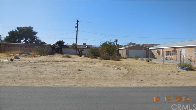 6396 Del Monte Avenue, Yucca Valley, CA 92284 (#EV19246723) :: RE/MAX Masters