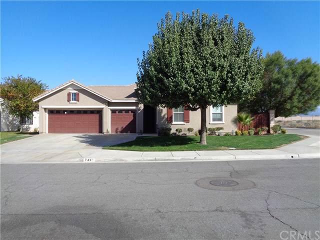 743 Dechado Lane, San Jacinto, CA 92582 (#SW19247009) :: The Brad Korb Real Estate Group