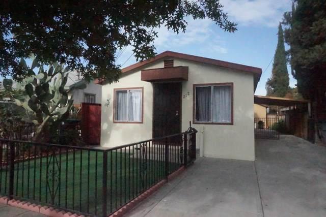 212 Rengstorff Avenue, Mountain View, CA 94040 (#ML81773081) :: Better Living SoCal