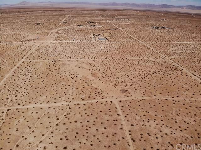 0 Desert Lily, Joshua Tree, CA 92252 (#JT19247049) :: The Laffins Real Estate Team