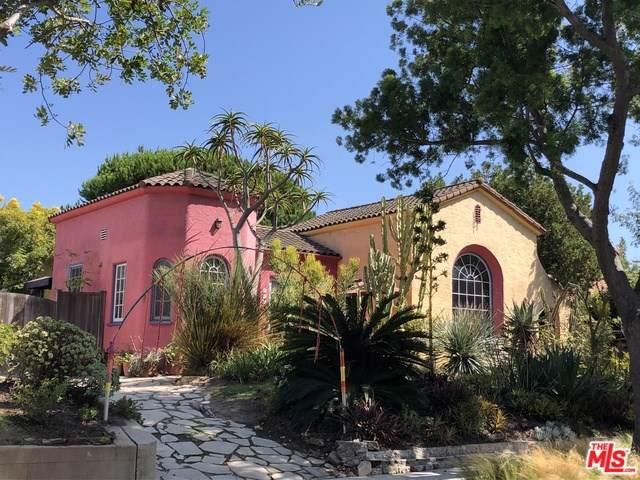 1168 S Sierra Bonita Avenue, Los Angeles (City), CA 90019 (#19522200) :: Better Living SoCal