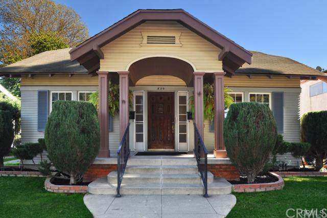 820 Stanley Avenue, Long Beach, CA 90804 (#PW19247092) :: Keller Williams Realty, LA Harbor