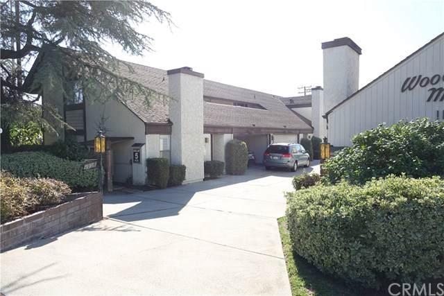 1156 W Duarte Road #4, Arcadia, CA 91007 (#WS19239259) :: The Parsons Team