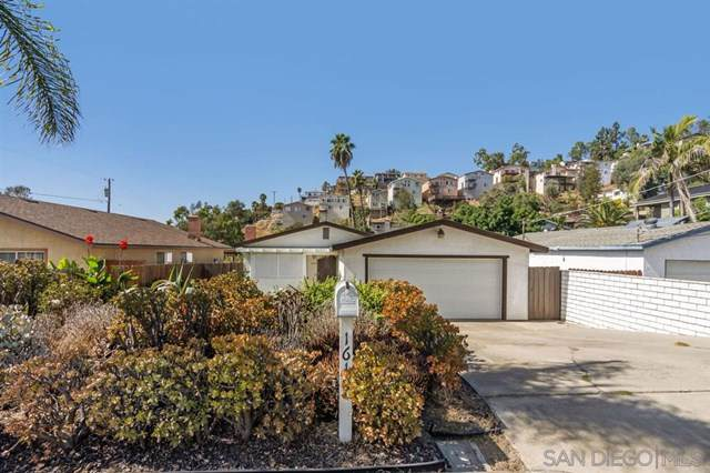 1610 Capistrano Ave, Spring Valley, CA 91977 (#190057507) :: Steele Canyon Realty