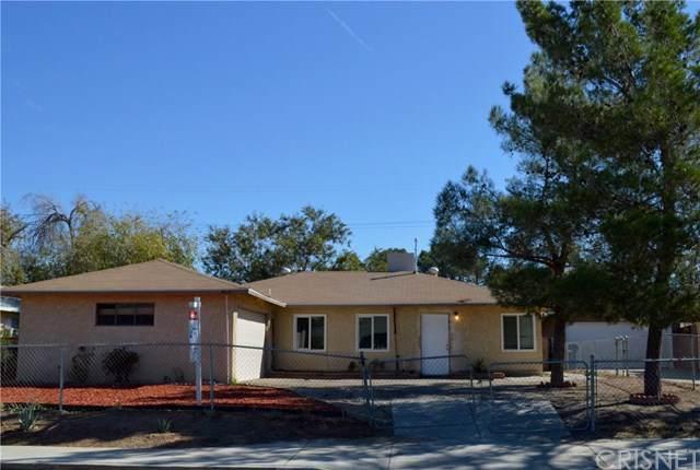 38638 Frontier Avenue, Palmdale, CA 93550 (#SR19247129) :: Allison James Estates and Homes