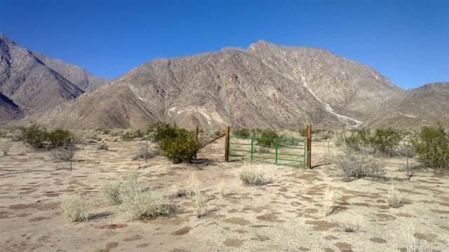 0 Hoberg Road, Borrego Springs, CA 92004 (#190057511) :: eXp Realty of California Inc.