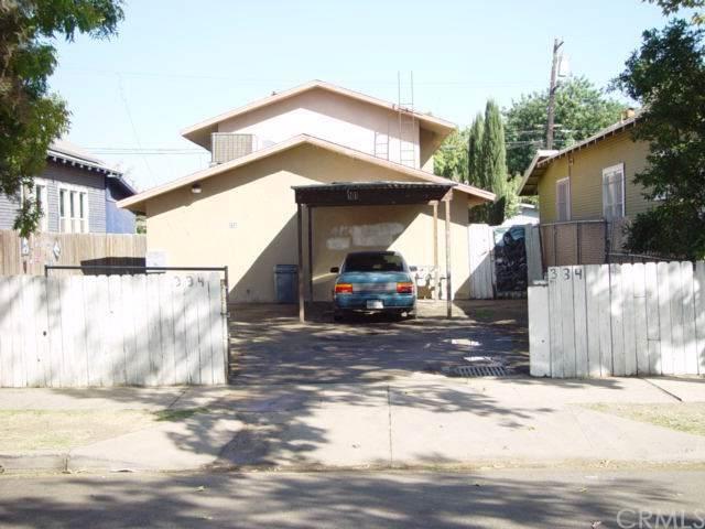 334 N Effie Street, Fresno, CA 93701 (#MD19247132) :: RE/MAX Parkside Real Estate