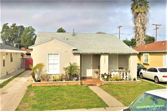 2687 Caspian Avenue, Long Beach, CA 90810 (#RS19247128) :: Scott J. Miller Team/ Coldwell Banker Residential Brokerage