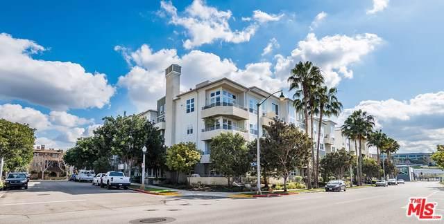 7100 Playa Vista Drive #321, Los Angeles (City), CA 90094 (#19521286) :: Team Tami