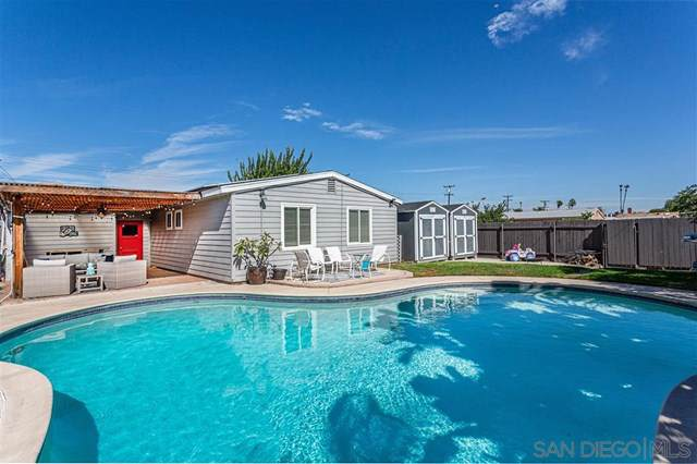 3693 Conrad Ave, San Diego, CA 92117 (#190057530) :: Keller Williams Realty, LA Harbor