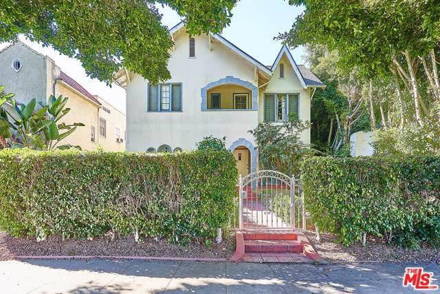 813 S Detroit Street, Los Angeles (City), CA 90036 (#19522262) :: California Realty Experts