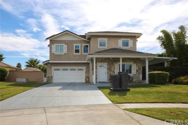 9511 Stoneybrock Place, Rancho Cucamonga, CA 91730 (#OC19246732) :: The Brad Korb Real Estate Group