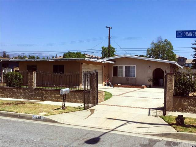 338 N Orangecrest Avenue, Azusa, CA 91702 (#IV19227021) :: Rogers Realty Group/Berkshire Hathaway HomeServices California Properties
