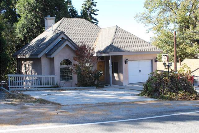 784 Arosa Drive, Crestline, CA 92325 (#EV19238236) :: The Brad Korb Real Estate Group
