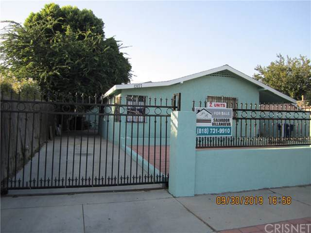 13177 Judd, Pacoima, CA 91331 (#SR19247290) :: Rogers Realty Group/Berkshire Hathaway HomeServices California Properties