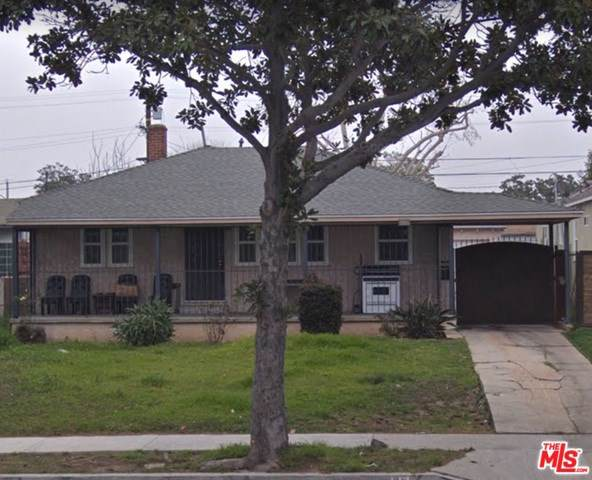 9606 Crenshaw, Inglewood, CA 90305 (#19522346) :: The Brad Korb Real Estate Group