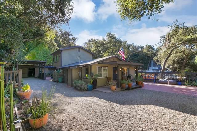 17232 Harding Canyon Road, Modjeska Canyon, CA 92676 (#OC19245574) :: The Costantino Group | Cal American Homes and Realty