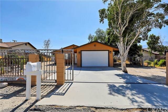 65813 8th Street, Desert Hot Springs, CA 92240 (#ND19247444) :: The Marelly Group | Compass