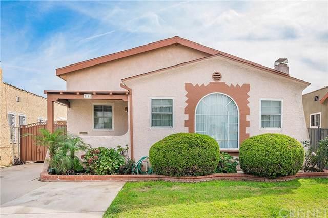 2106 W 84th Street, Los Angeles (City), CA 90047 (#SR19245301) :: Provident Real Estate