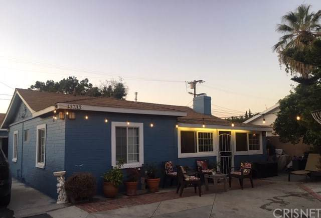 13733 Pinney Street, Pacoima, CA 91331 (#SR19247655) :: Rogers Realty Group/Berkshire Hathaway HomeServices California Properties