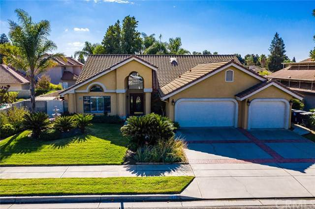 915 Paintbrush Drive, Madera, CA 93637 (#MD19247672) :: Berkshire Hathaway Home Services California Properties