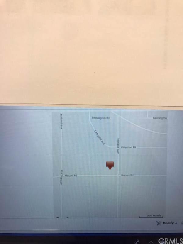 0 Macon Rd .0493-272-08-000. 2.29 Acre, Adelanto, CA  (#SW19247716) :: Steele Canyon Realty