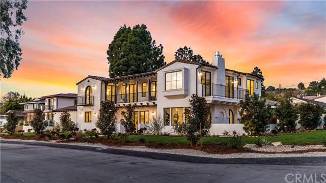 2448 Via Anacapa, Palos Verdes Estates, CA 90274 (#SB19246392) :: Team Tami
